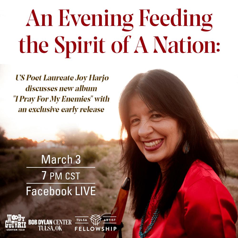 """Feeding the Spirit of A Nation"""